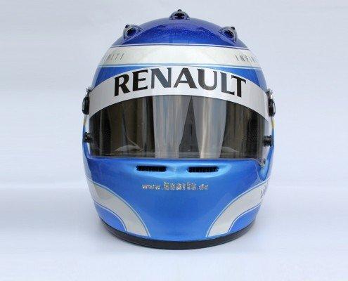 f1 helm gestaltung